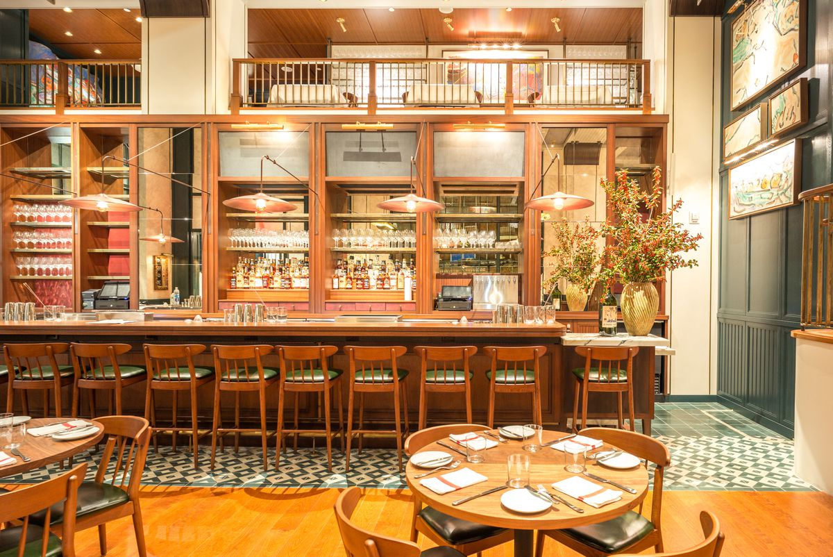 Take A Look Around The New Union Square Cafe Opening Next Week