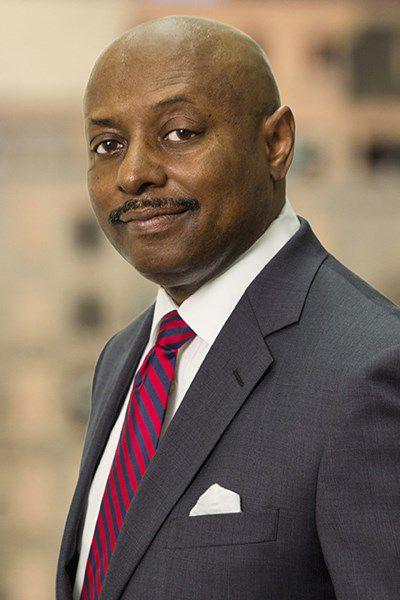 Eugene Jones Jr., the Chicago Housing Authority's CEO.