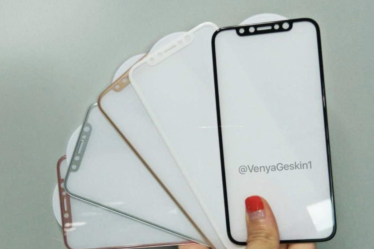Mashable received images this week from UK retailer MobileFun that shows what appears to be the newest set of iPhone 8 cases.