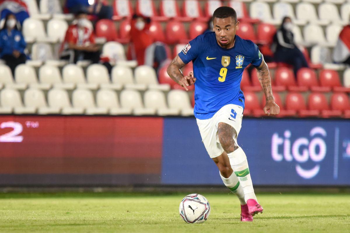 Paraguay v Brazil - FIFA World Cup 2022 Qatar Qualifier