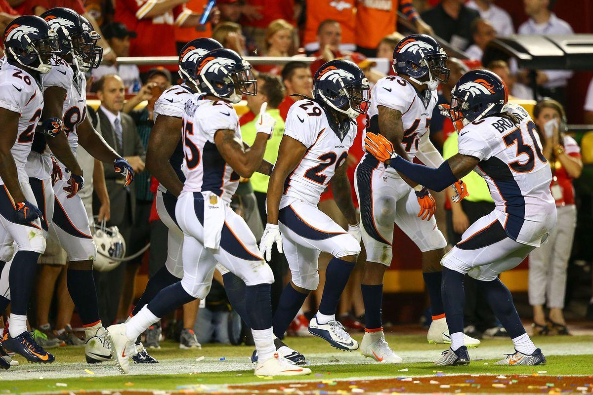 Denver Broncos considered most vulnerable of division winners - Mile ... 3c8d441e2