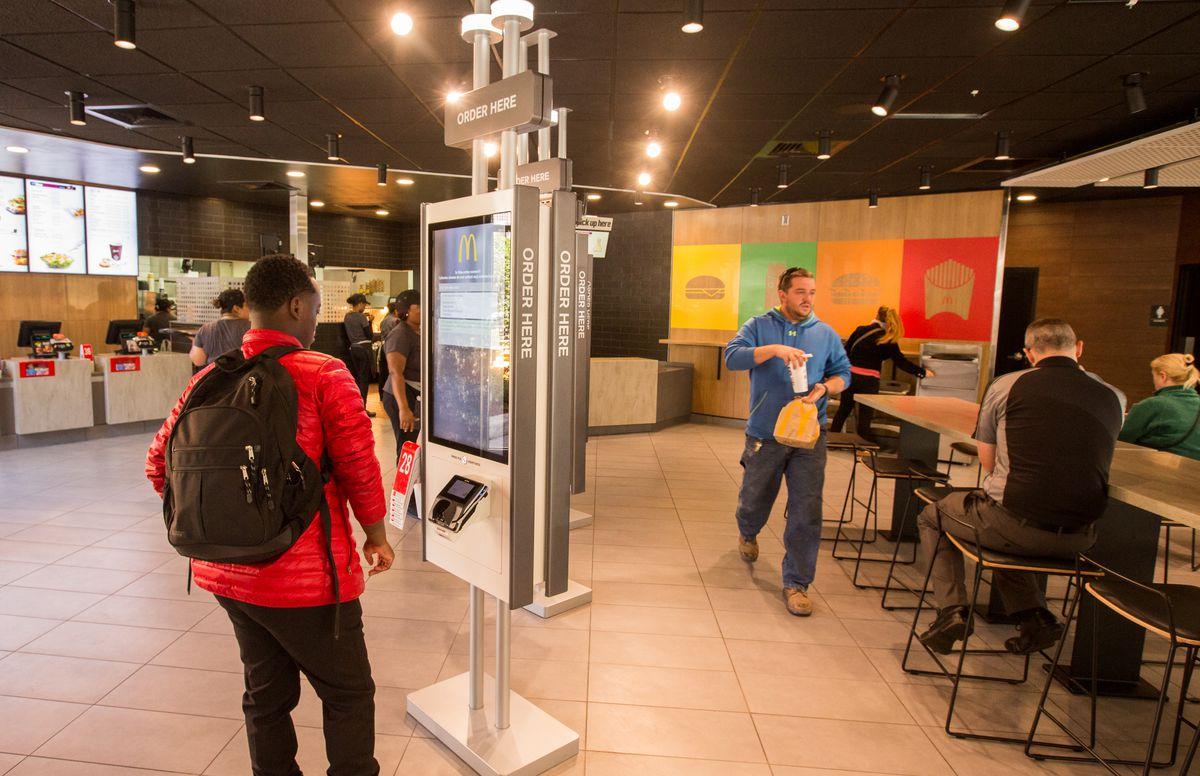McDonald's future Chicago