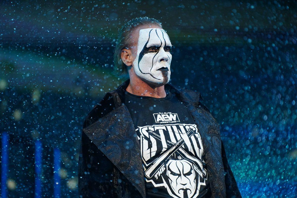 WCW Legend, Sting