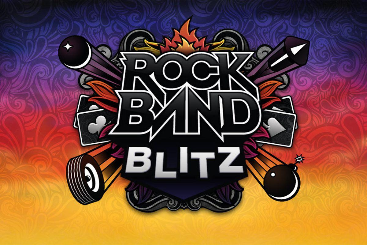 Gallery Photo: Rock Band Blitz screenshots