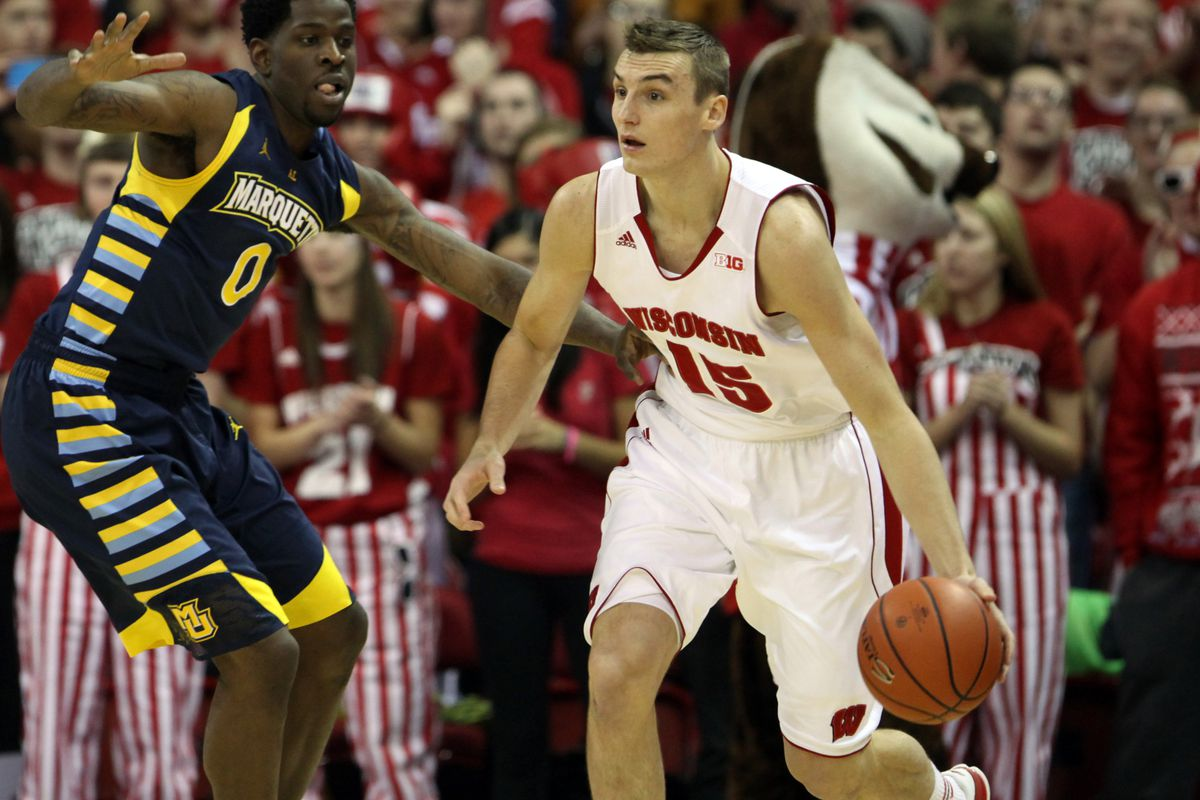 College basketball odds: Wisconsin at 16/1 to win NCAA championship