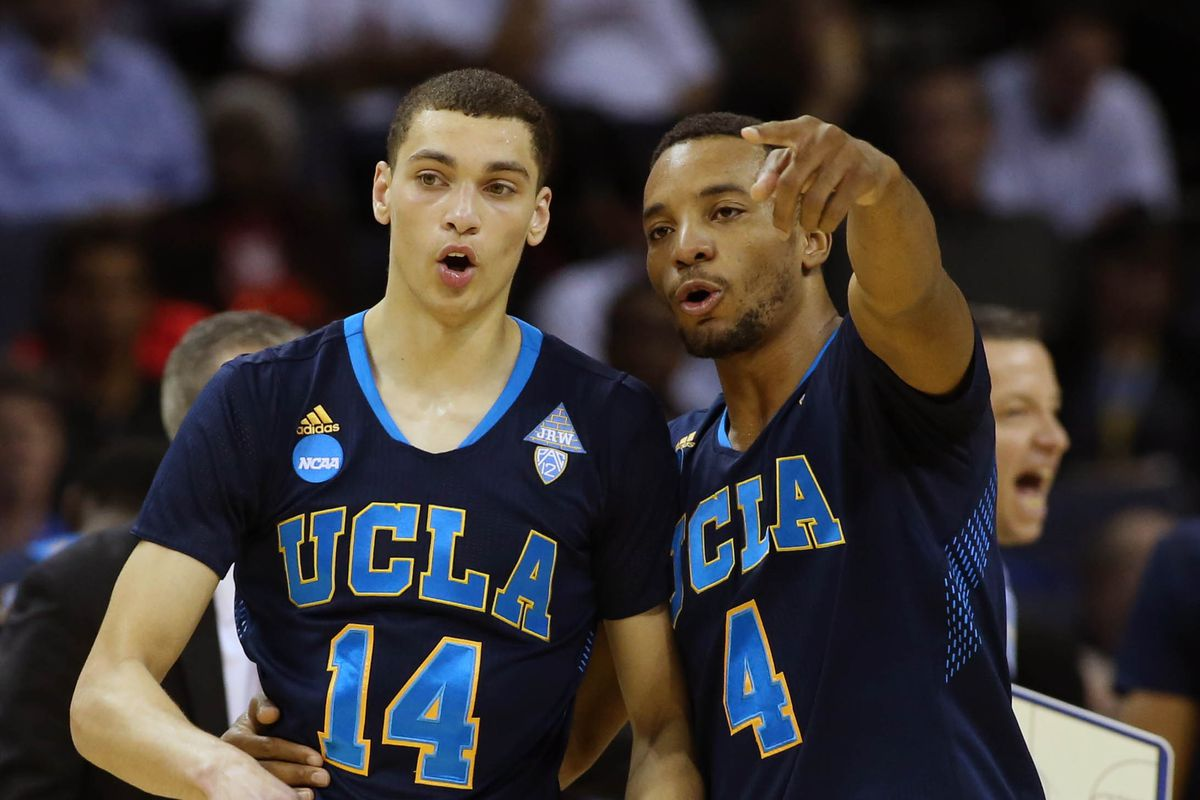 Two of the greatest UCLA dunkers