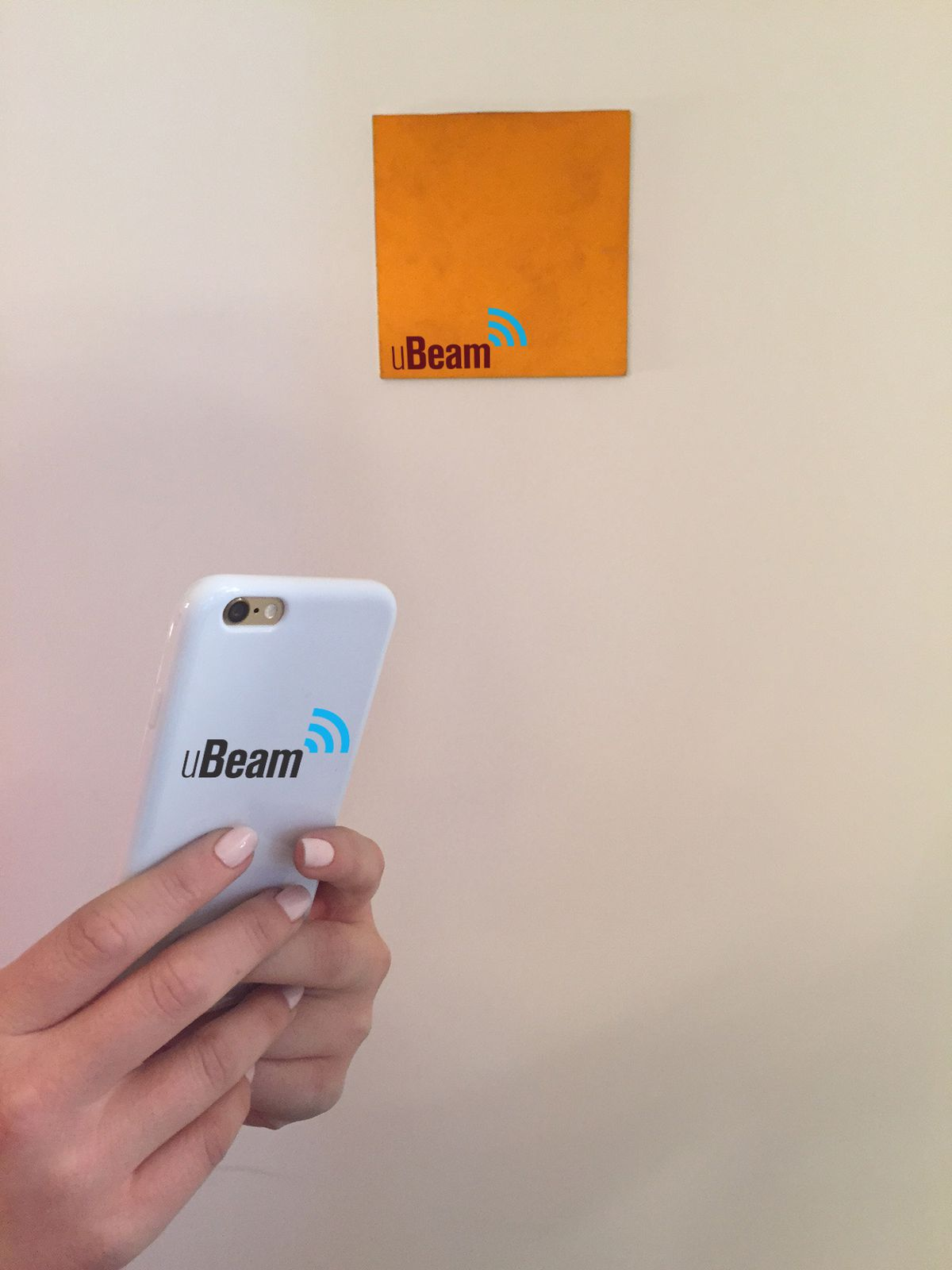 uBeam prototype
