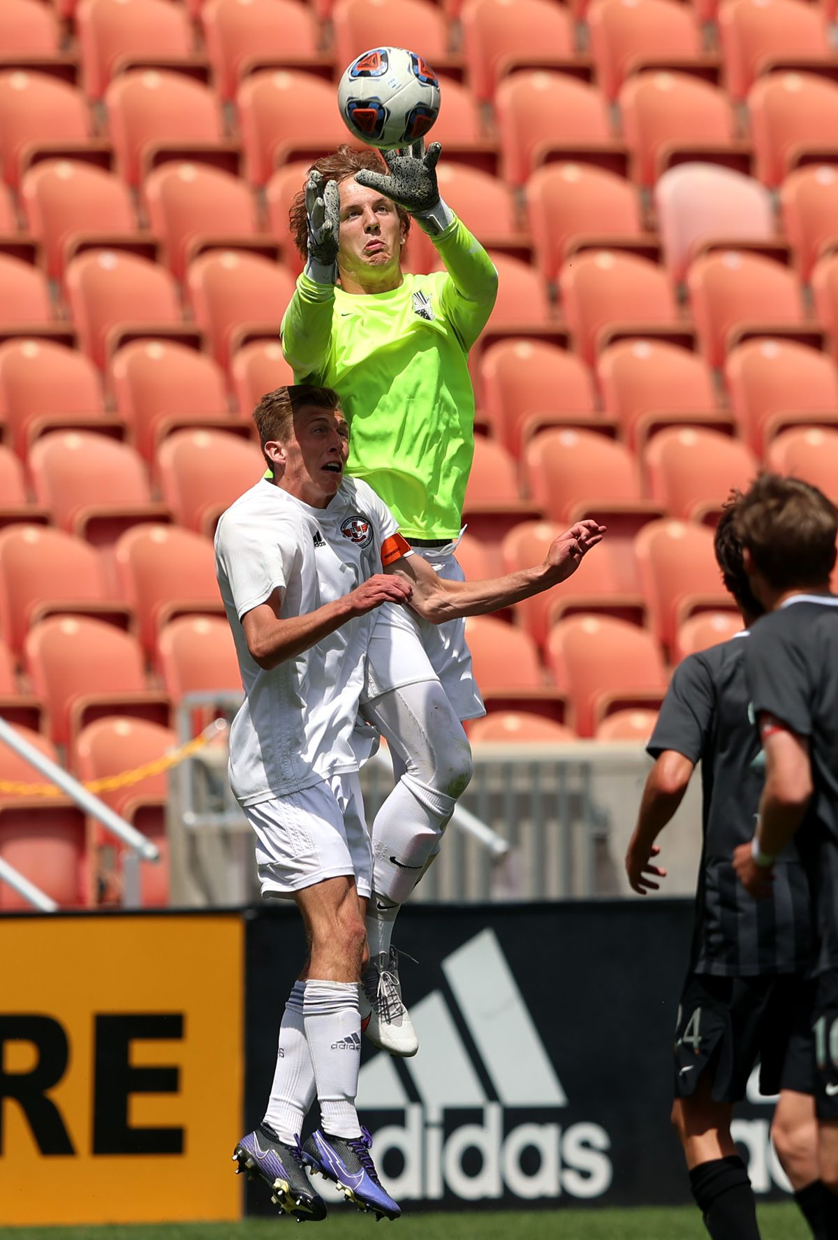 Weber keeper Stockton Short is the Deseret News 6A boys soccer Player of the Year.