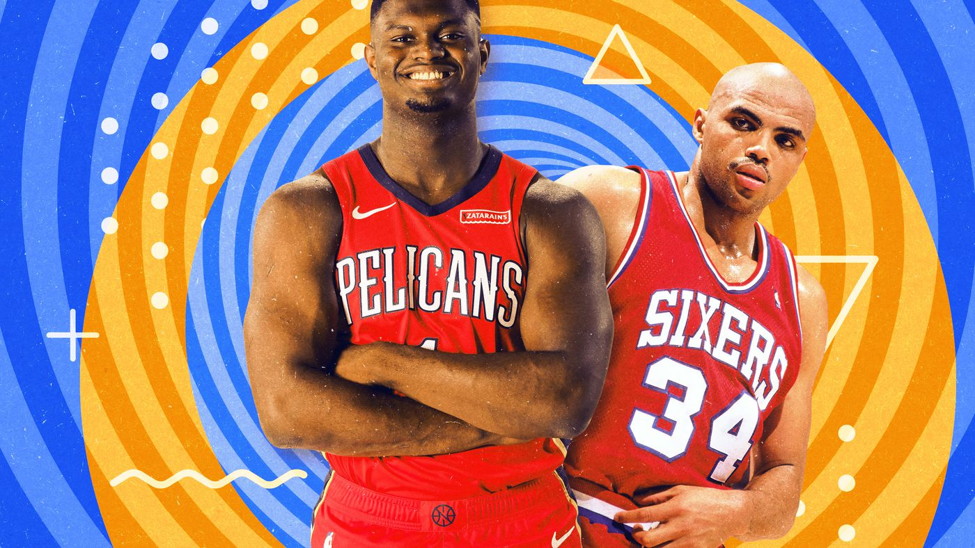 NBA '90s Remakes: Is Zion Williamson a Modern Charles Barkley?