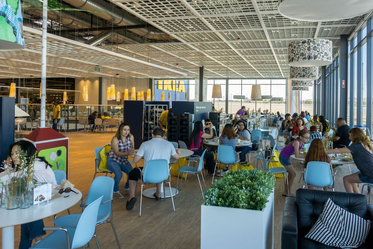 Restaurant Ikea Miami Of Finally Ikea Debuts With Swedish Meatballs And More