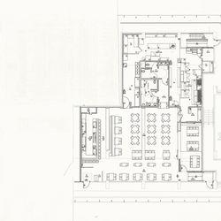 Floor plan for The Farm House.