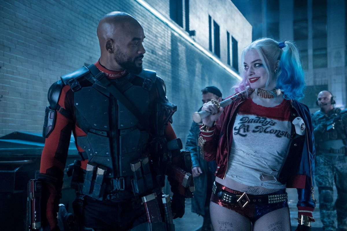 Suicide Squad just won an Oscar - The Verge