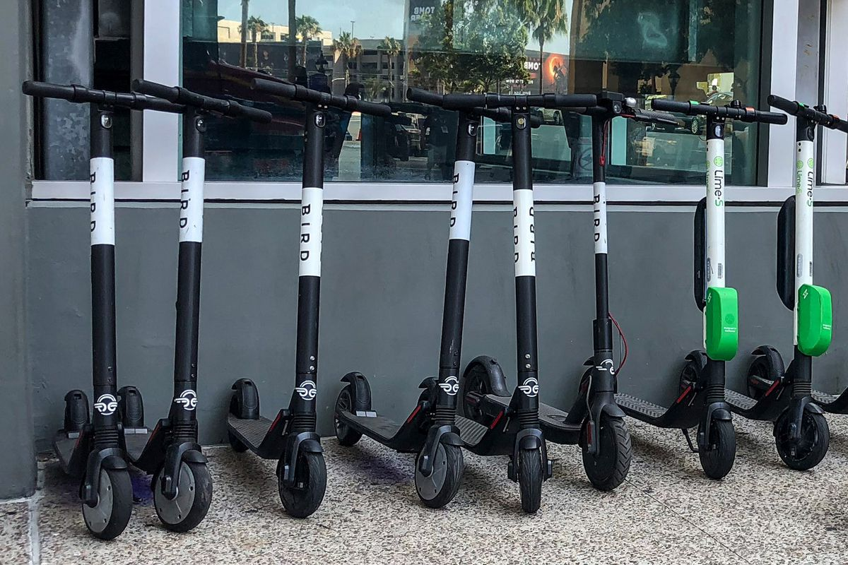 Bird Flooded Cities With Electric Scooters And Now It Wants To Help
