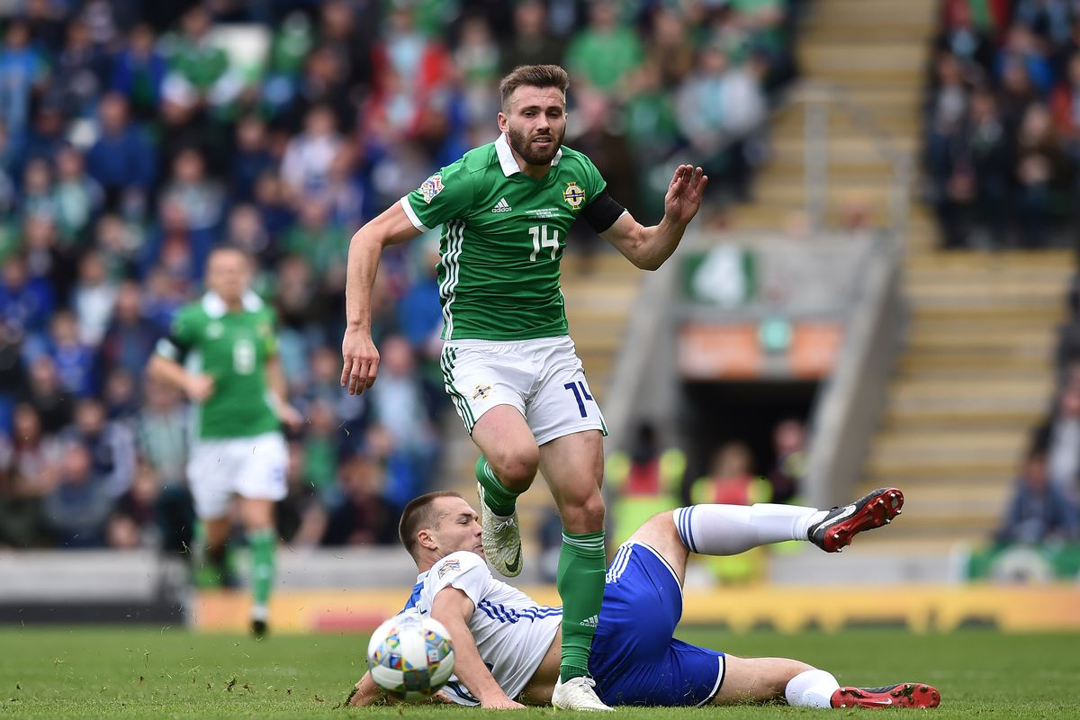 Northern Ireland v Bosnia-Herzegovina - UEFA Nations League B