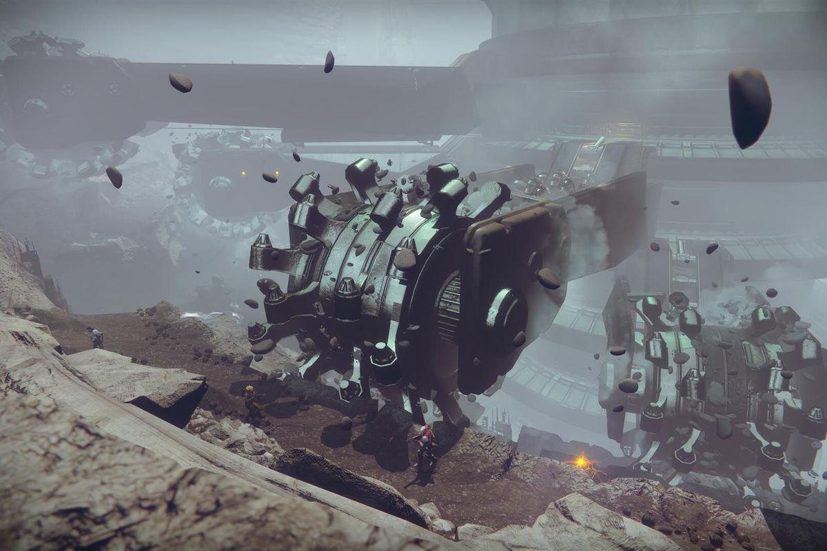 Destiny 2 guide: Inverted Spire strike - Polygon