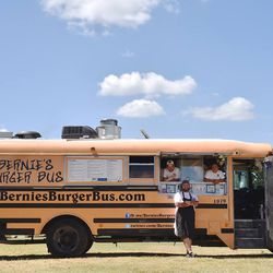 Bernie's Burger Bus