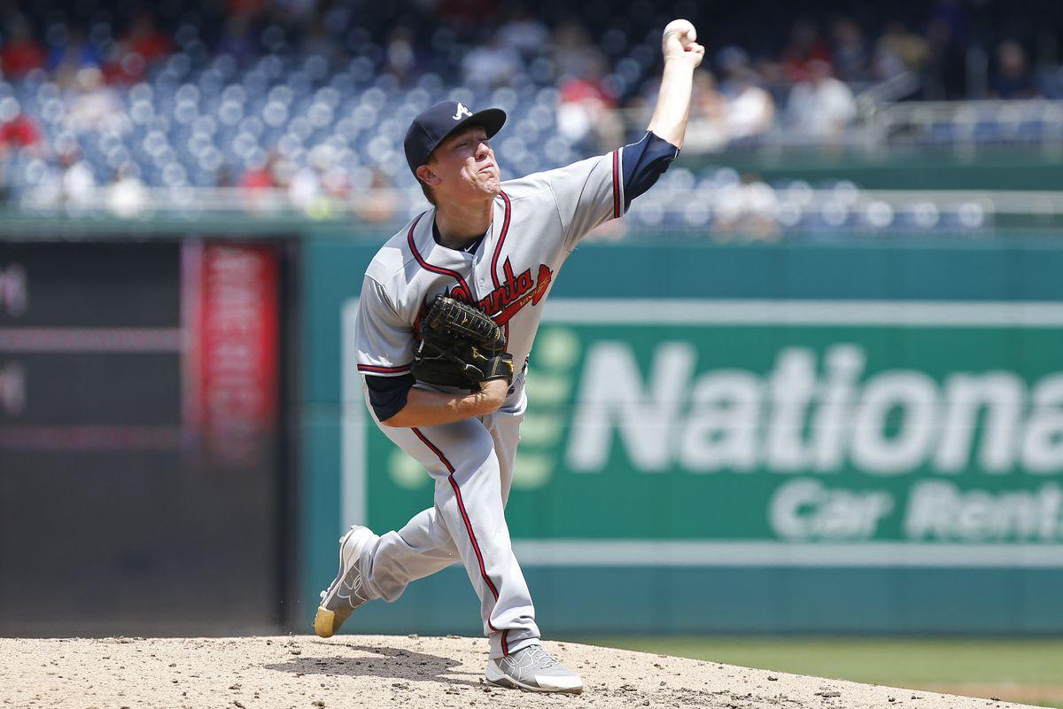 MLB: Game One-Atlanta Braves at Washington Nationals