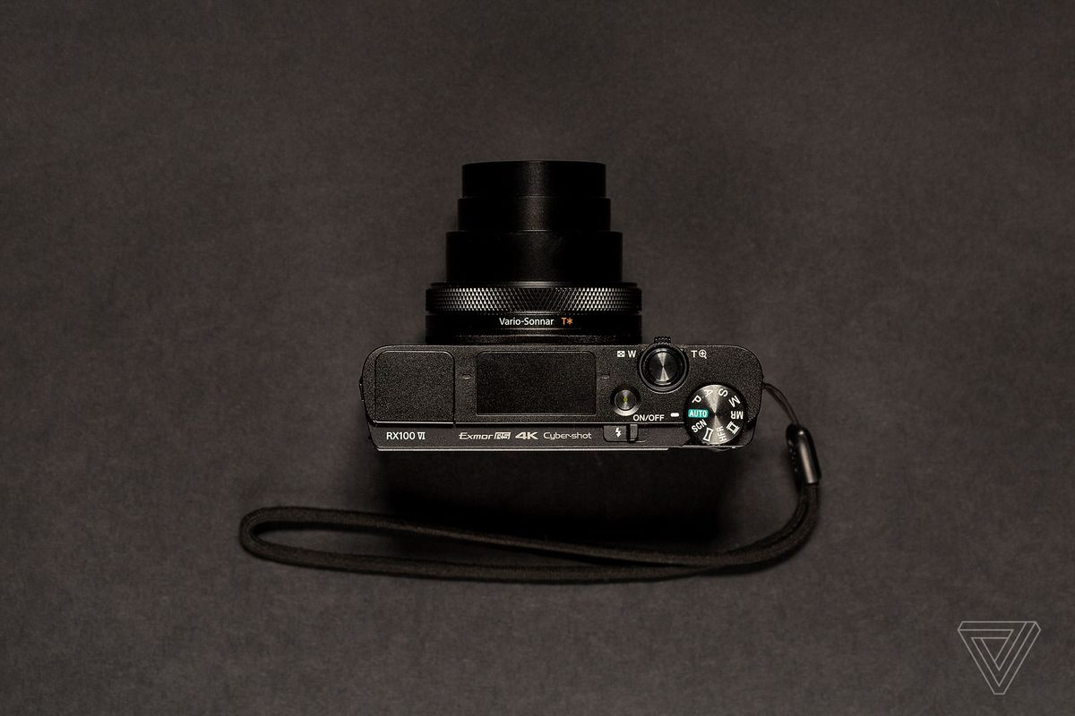 Sony RX100 VI review: a tiny powerhouse - The Verge
