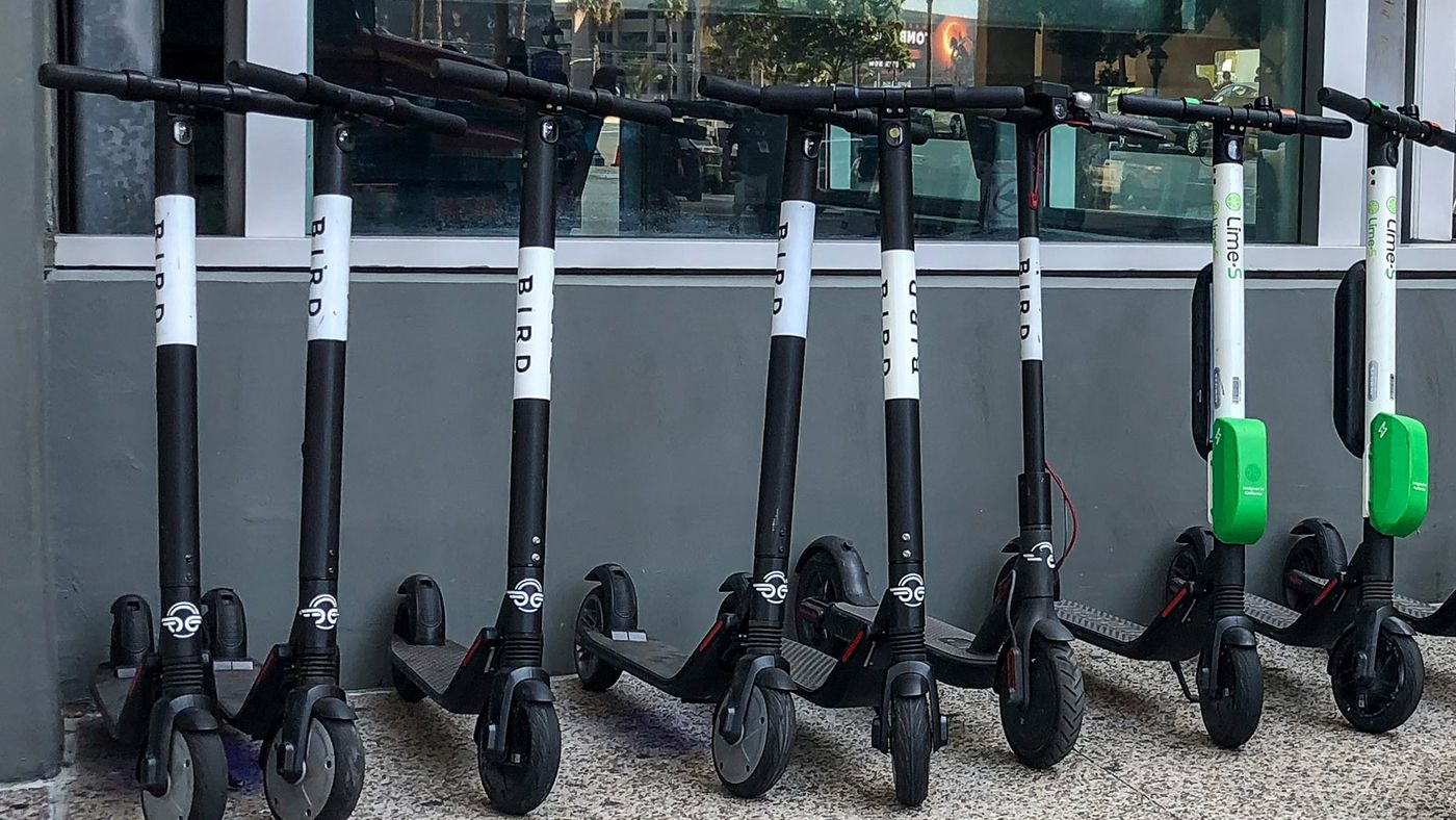 Bird flooded cities with electric scooters, and now it wants to help them  better manage the influx - The Verge