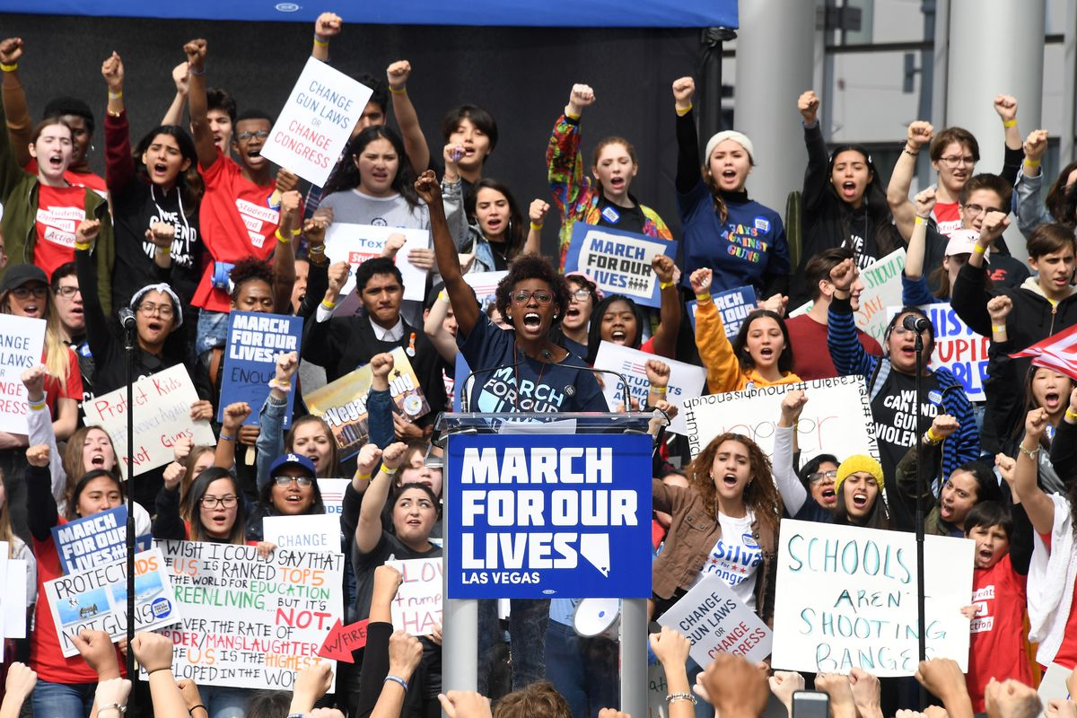 Why Black Girls Are Taking A Leading Role In The Fight For -7897