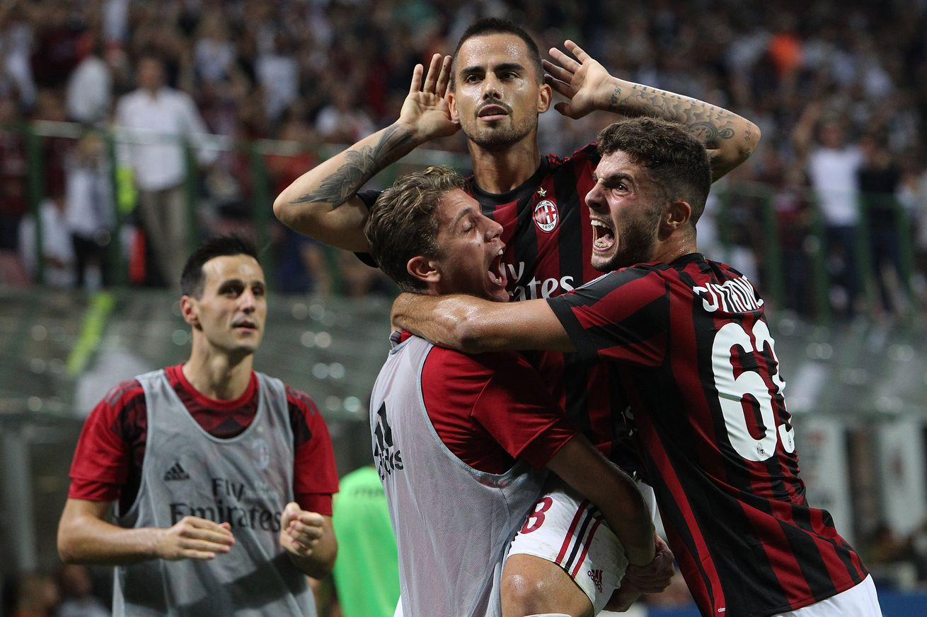 Rossoneri Round-up for 14 August: AC Milan?s Patrick Cutrone says goodbye to Manuel Locatelli