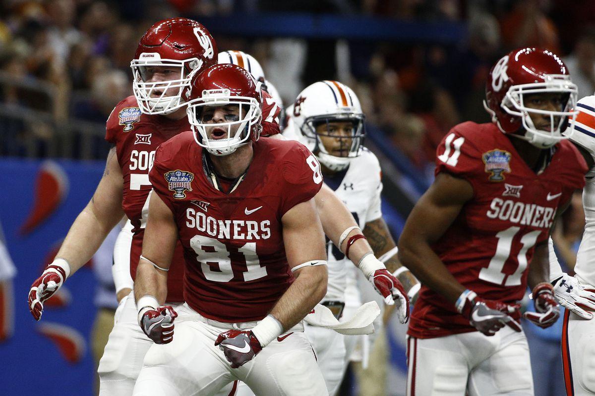 2017 Oklahoma Sooners Football Countdown To Kickoff 81 Days