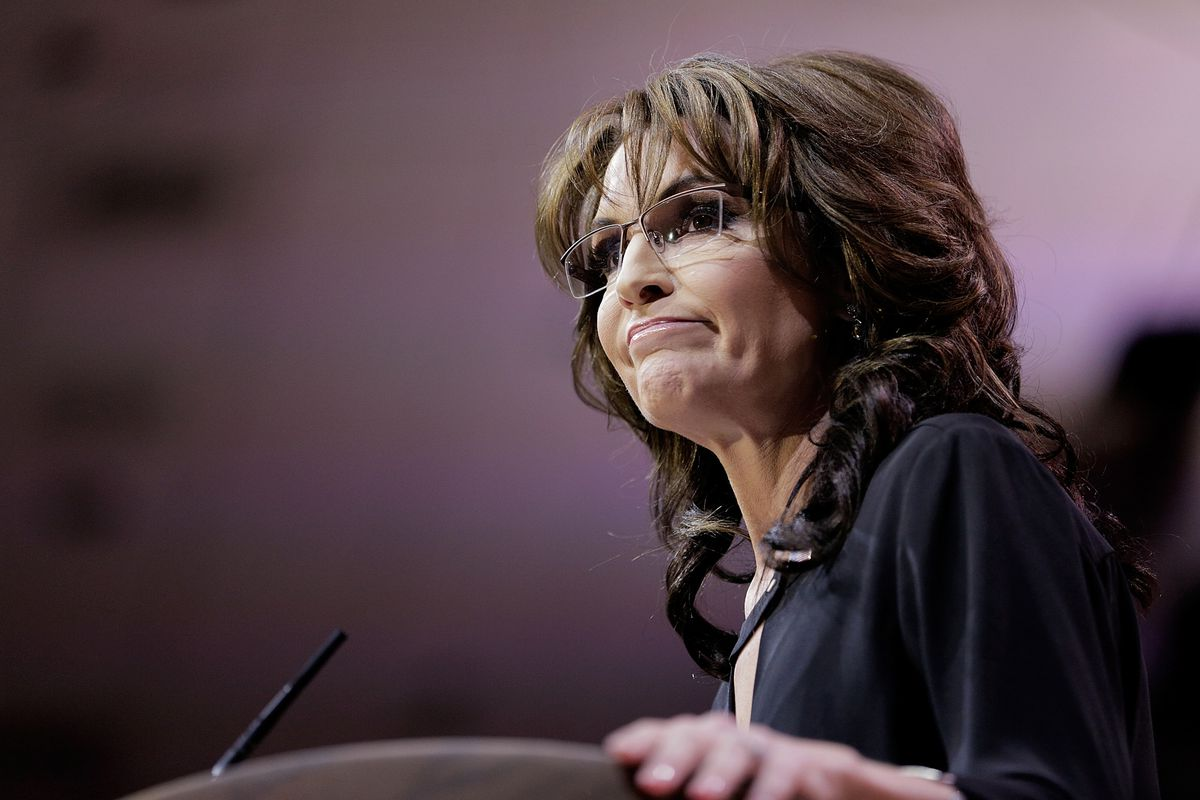 Sarah Palin has drawn fire from some of her supporters on the Christian right.