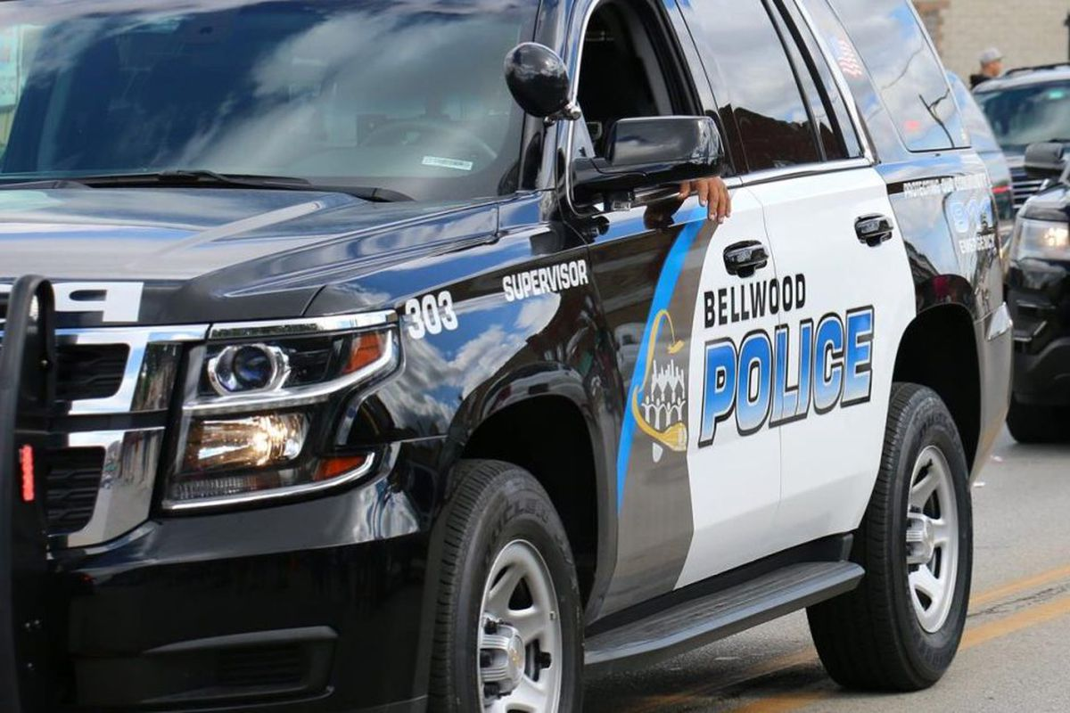 Bellwood police fire shots at stolen vehicle during chase on