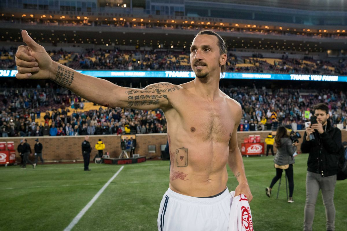 6d20f3dc2da Major Link Soccer  Zlatan is the most profitable player for MLS - Sounder  At Heart