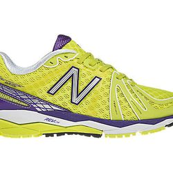 """<strong>New Balance</strong> 890V2 Training Sneaker, <a href=""""http://www.newbalance.com/New-Balance-890v2/W890,default,pd.html?dwvar_W890_color=Grey_with_Orange&start=9&cgid=28000#"""">$89.99</a> on sale from $109.99"""