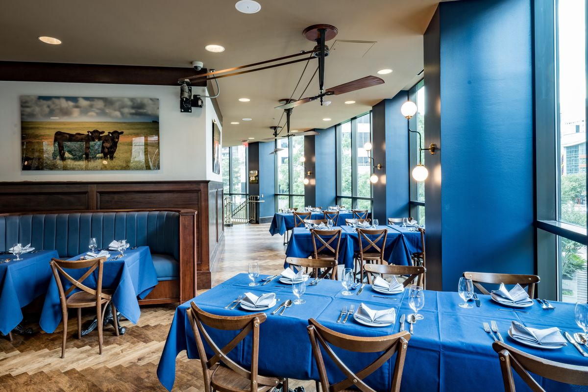 Inside the New Steakhouse From \'Iron Chef Gauntlet\'s Jason Dady ...