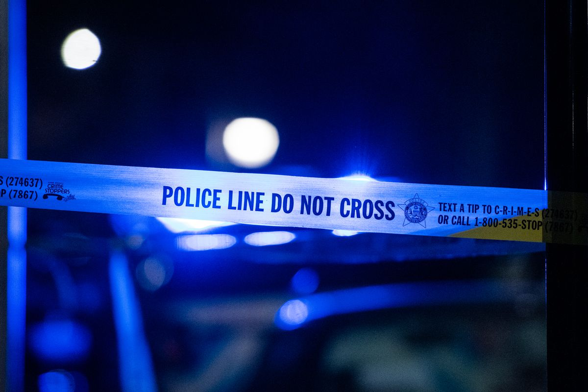A man died after crashing a motorcycle Oct. 10, 2020, at 26th Street and Western Avenue.