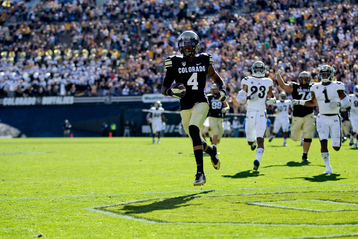 Bryce Bobo and the Buffs will want to see this again on Saturday.