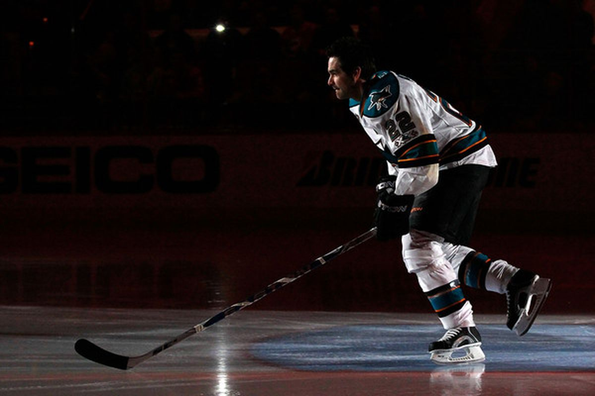 <em>Over the last two seasons Dan Boyle has accounted for 33.3% of San Jose's offensive production from defenseman.</em>
