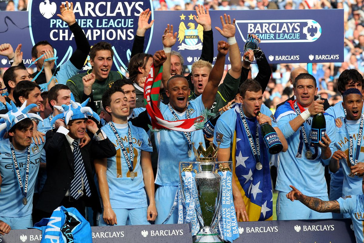 Less than three months after Manchester City claimed the Premier League title, it all starts up again but who'll be celebrating next May?