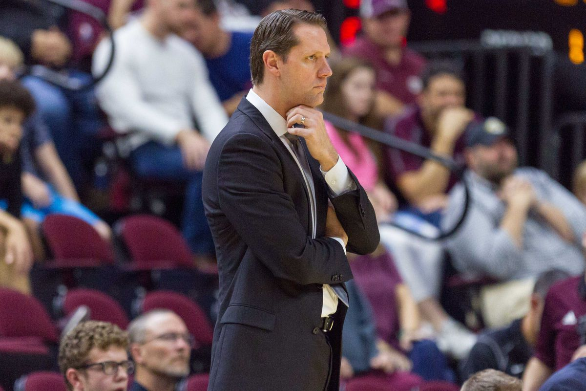 NCAA Basketball: Northern Kentucky at Texas A&M