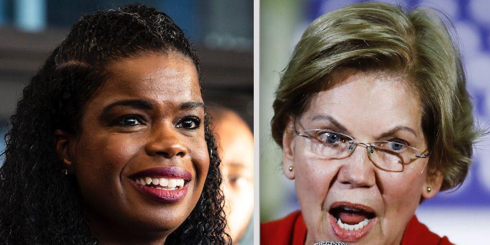 Elizabeth Warren backs Kim Foxx, calling the prosecutor 'a champion ... who leads with compassion'