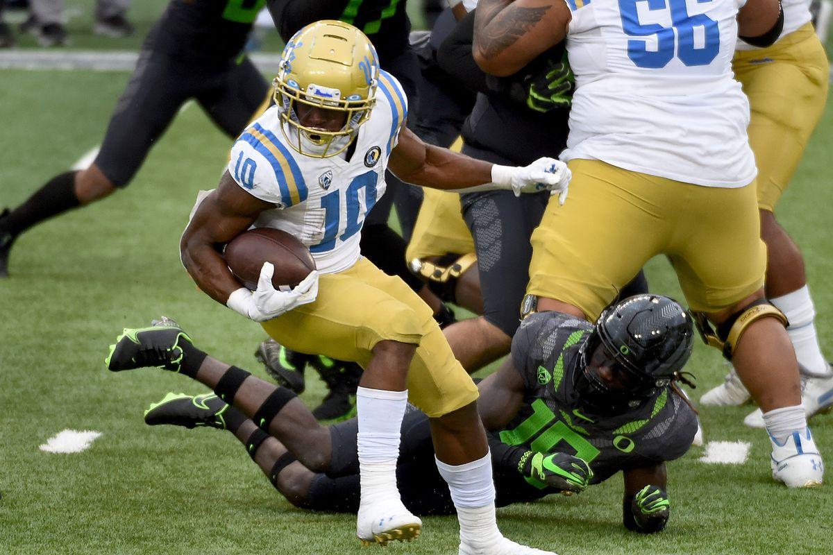 UCLA v Oregon