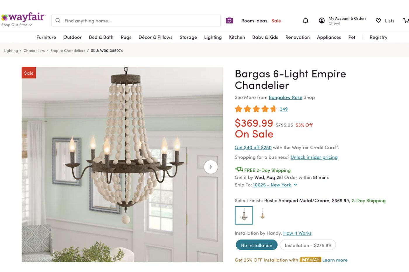 Wayfair Explained The Walkout The Selection And How It Works Vox