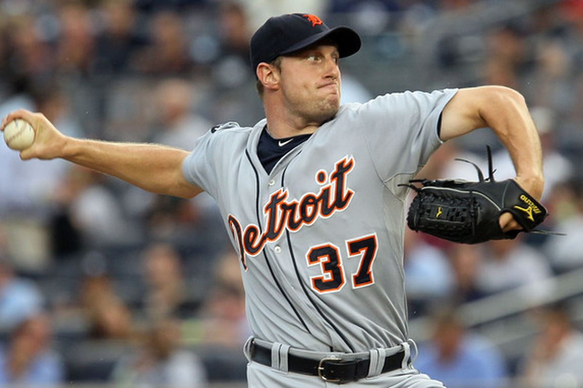 The Tigers co-ace shares the Cy Young with no man.