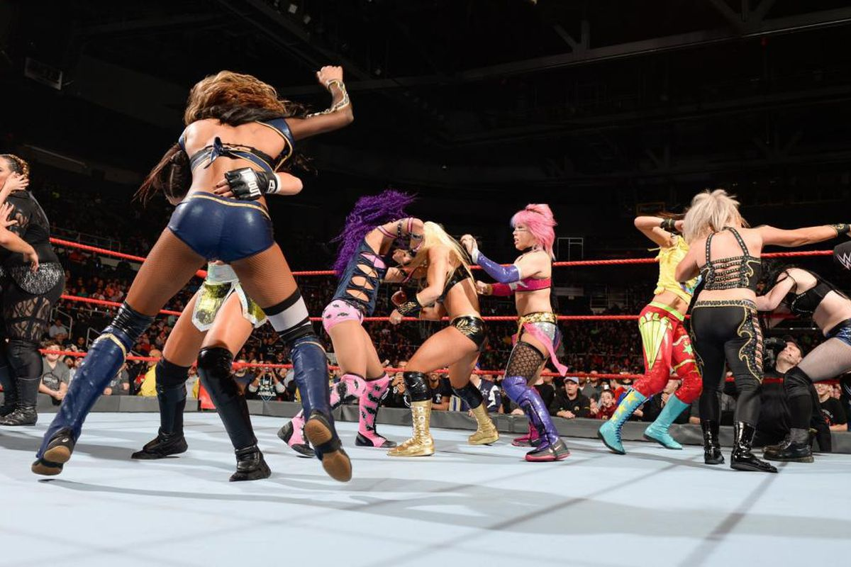 WWE Royal Rumble 2018 live results & open thread