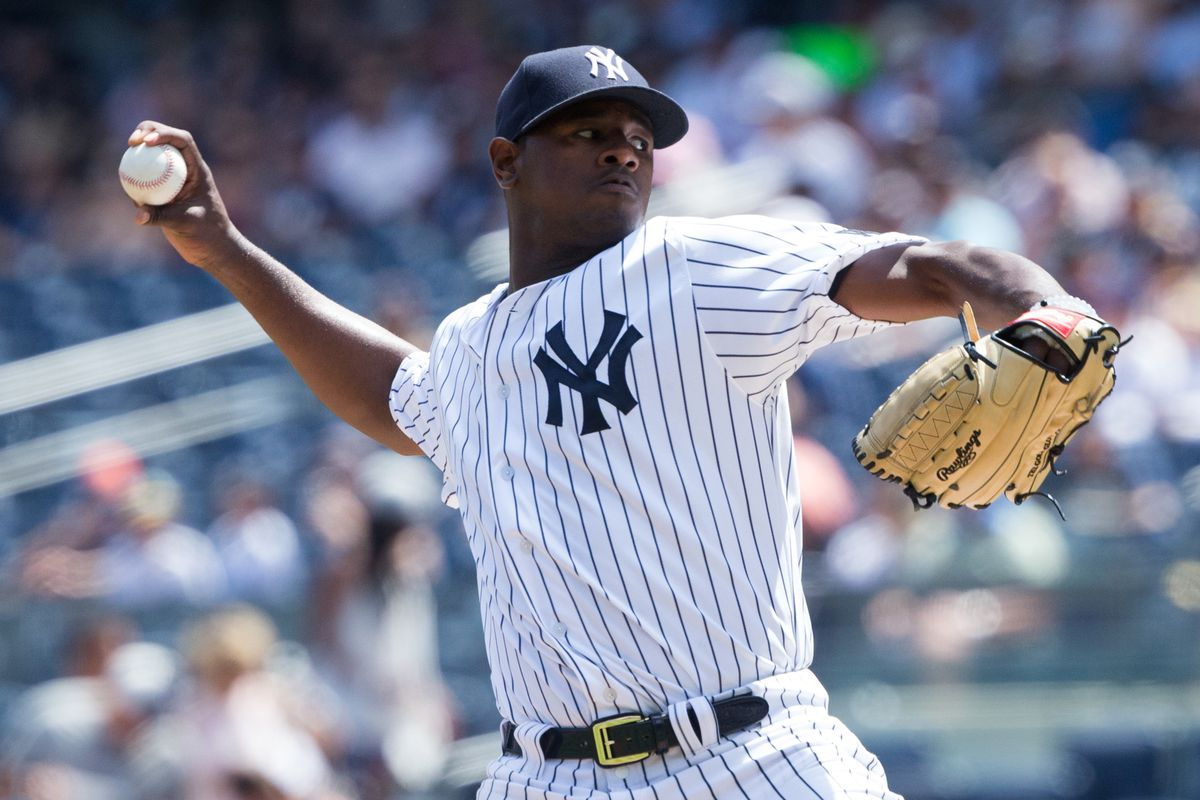 80f7ae6b5860 New York Yankees vs. Baltimore Orioles  Luis Severino vs. Wade Miley ...