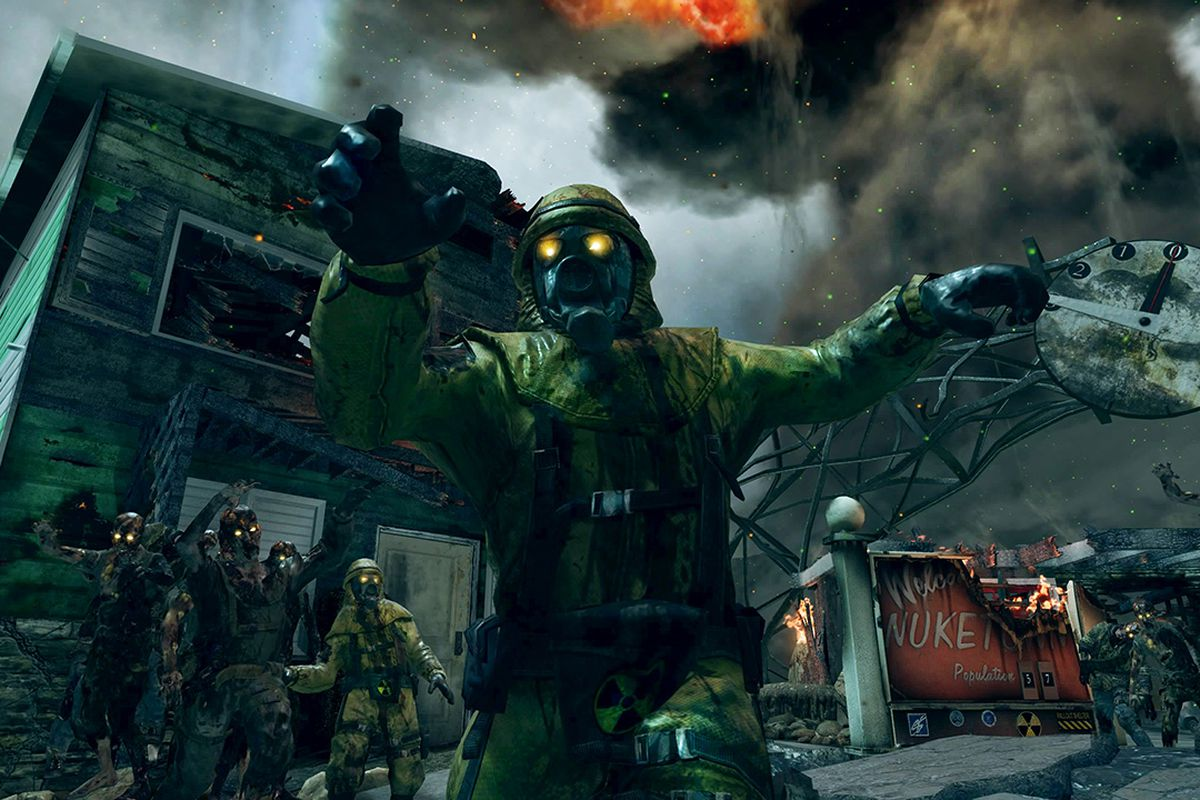 Call of Duty: Black Ops 2 Nuketown Zombies map coming to PS3