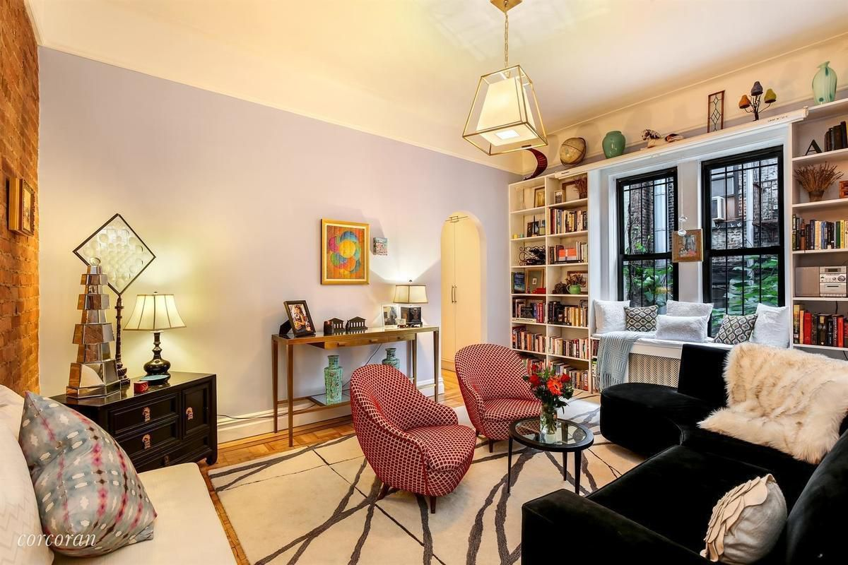 new york homes neighborhoods architecture and real estate idyllic park slope co op with tranquil vibes wants 585 000