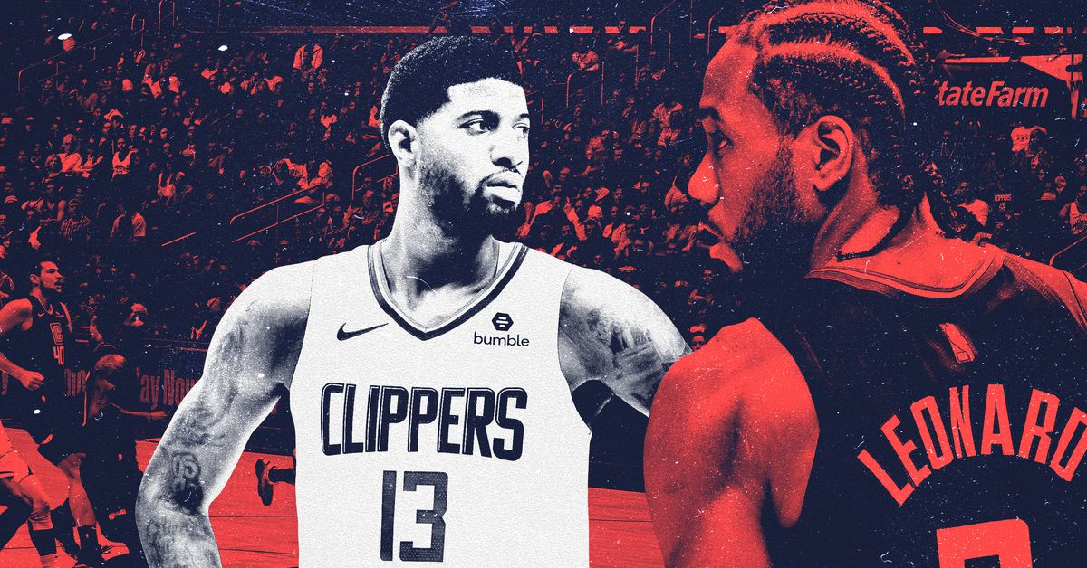 Can Paul George Reward Kawhi and the Clippers' Faith? - The Ringer