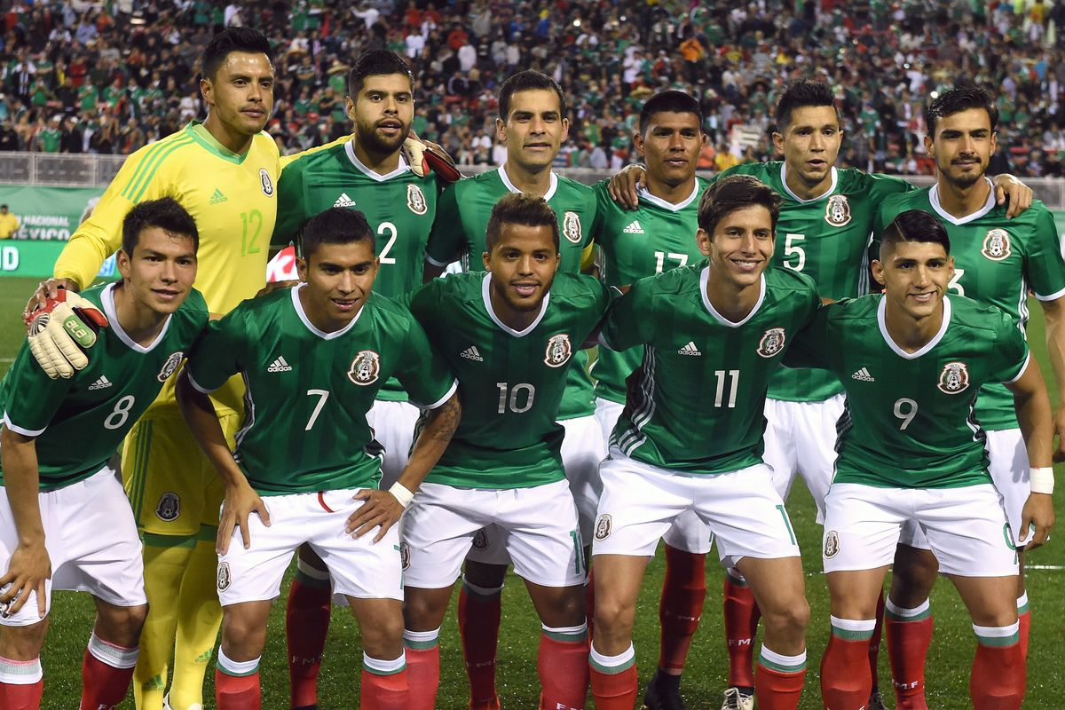 Team Mexico Took On Iceland Earlier This Year Photo By Ethan Miller Getty Images