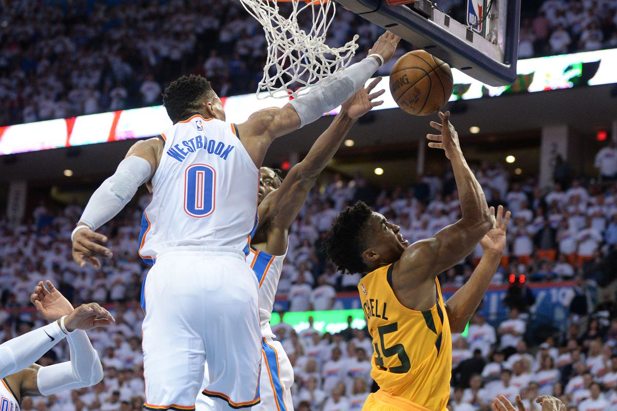 7964590f6 Donovan Mitchell has brought the Utah Jazz into uncharted territory ...