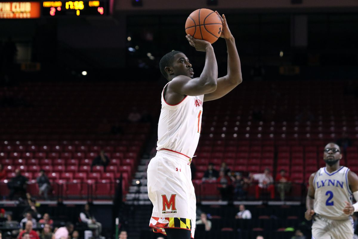 Maryland basketball Darryl Morsell vs. Lynn