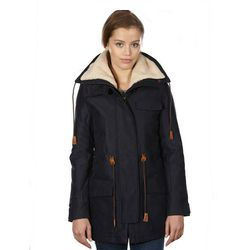 """<span class=""""credit""""><a href=""""http://www.cloakanddaggernyc.com/index.php?main_page=product_info&cPath=2_11&products_id=654"""">Sessun Julie & Candy Coat Navy</a>, $348</span> <br></br> <b><a href=""""http://www.cloakanddaggernyc.com/"""">Cloak & Dagger</a>:</b>"""
