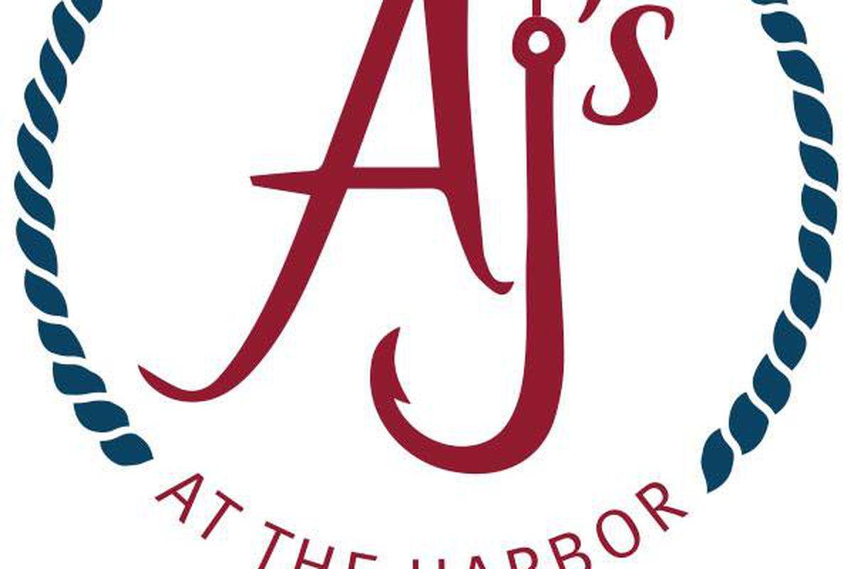 AJ's at the Harbor logo